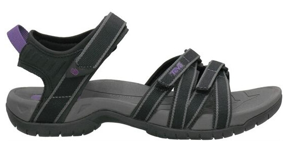 Teva W's Tirra Black Grey